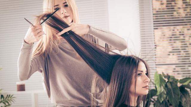 REN blog:How to take care of hair cutting scissors/shears ?