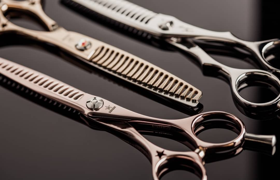 REN blog:All you have to know about  thinning scissors